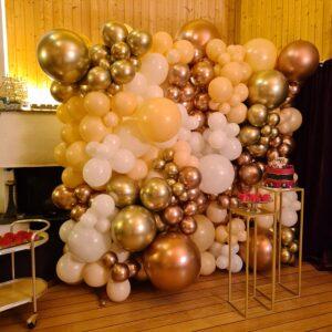 Ballongvegg